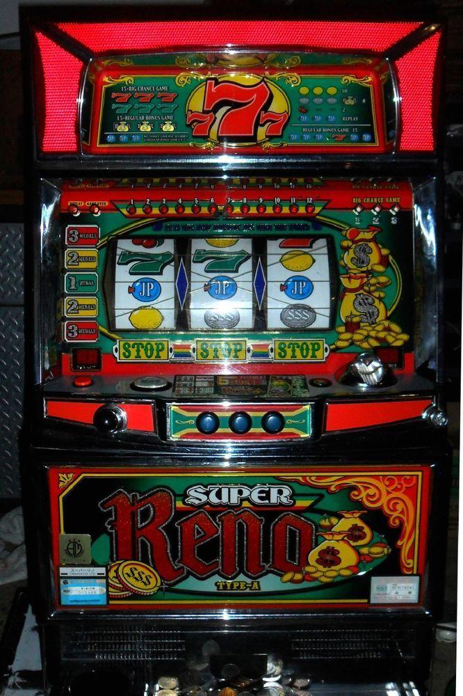 Slots in reno
