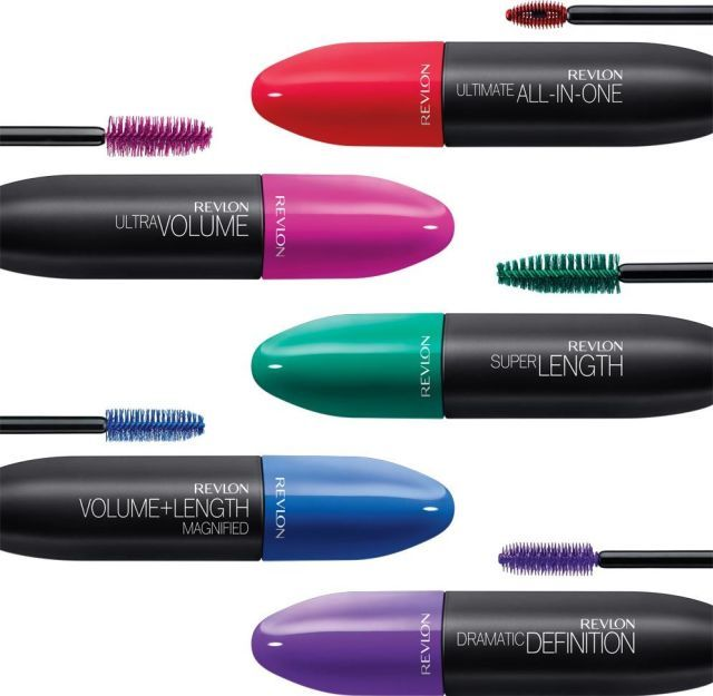 Revlon Mascara Collection