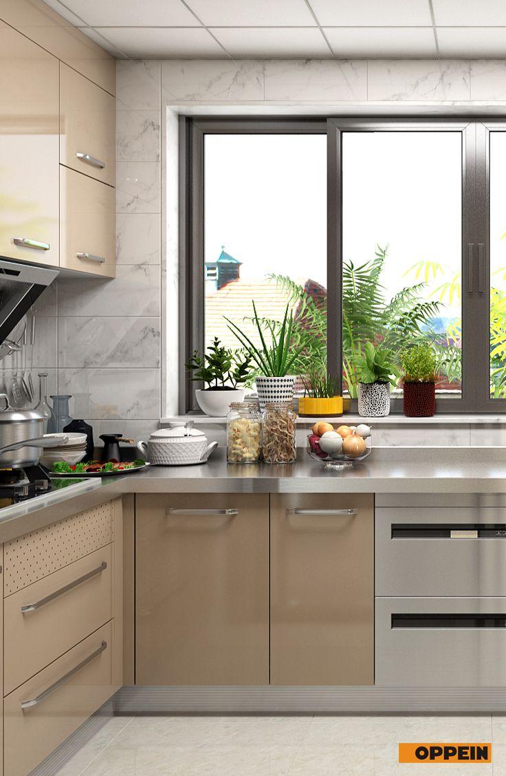 Best 25 Steel Kitchen Cabinets Ideas On Pinterest Stainless Steel Kitchen  Cabinets Stainless Steel Kitchen And