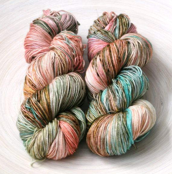 "Wren House Yarns:  ""Weathered Skye"""