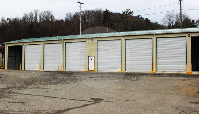30x120 Commercial Side Entry Garage 2 Building A Pole Barn Prefab Metal Buildings Metal Building Prices