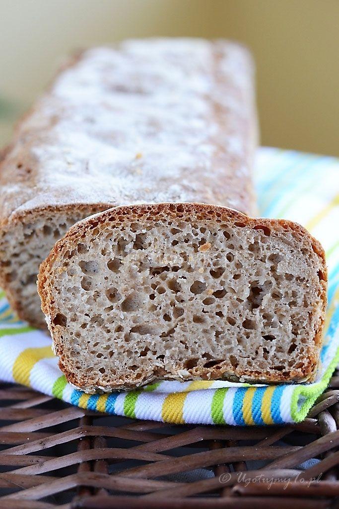 Przepis na szybki chleb dla zapracowanych, prosty i przepyszny chleb do szybkiego wykonania. Jeden z najprostszych przepisów na chleb jakie udało mi się...