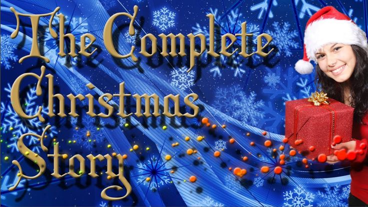 The Christmas Story | Learn English | Interesting English