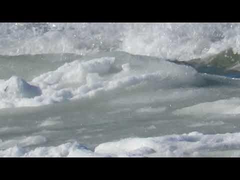 Video: Slurpee waves on Cape Cod 2018 - Cape Cod Online