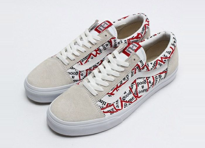 vans limited edition skate shoes