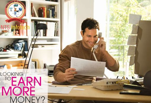 Work from home #Jobs- NTS Infotech If you want to earn money and don't want to go outside then NTS Infotech is here   to provide you work from home view more @ www.ntsinfotechindia.com