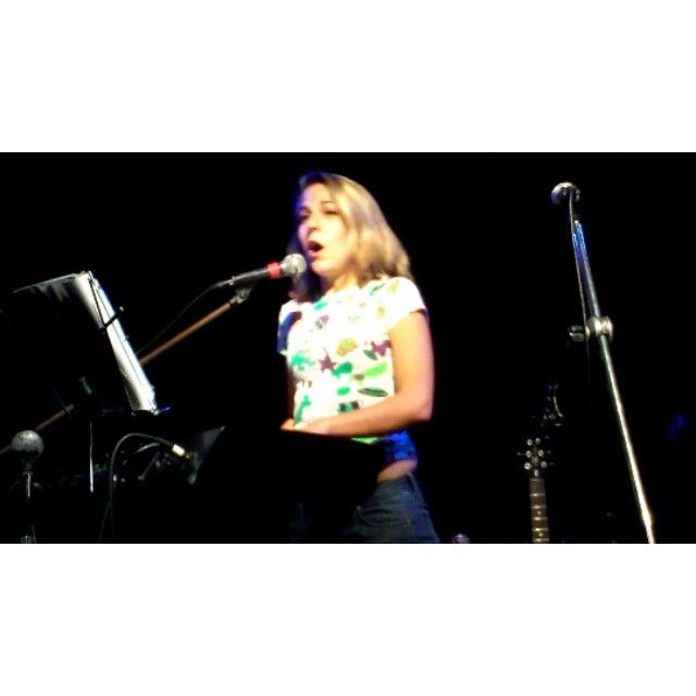 Ali Spagnola's Power Hour - Drinking Game Concert performed on Tuesday at Club Cafe