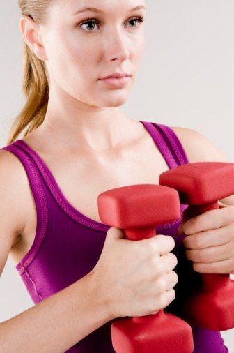 Ćwiczenia na ramiona: powrót do formy