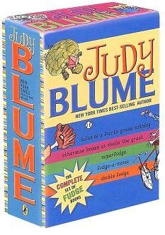 Fudge Series-Judy Blume