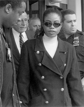 Alfa img - Showing > Malcolm X Daughter Qubilah Shabazz