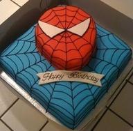 spiderman cake mix - Google Search