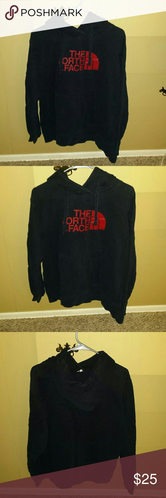 Mens The north face hooded sweat shirt The north face hooded sweat shirt. It is in very good condition. Size large mens The North Face Tops Sweatshirts & Hoodies