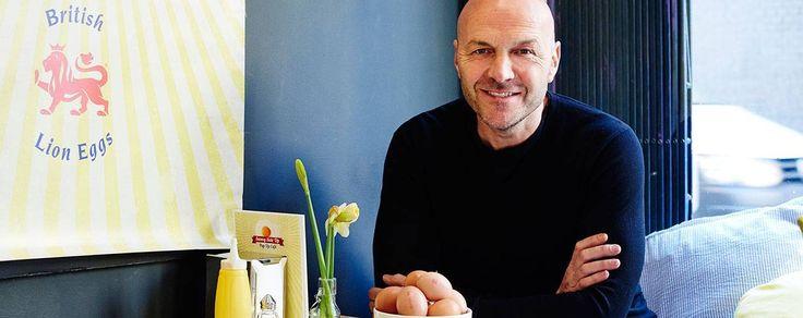Simon Rimmer�s ultimate egg recipes