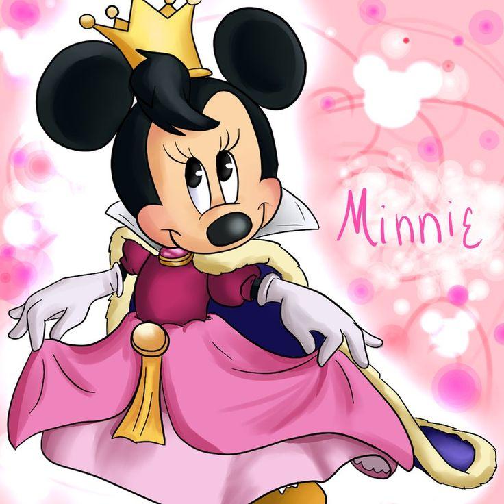 Princess minnie by pon3splash on deviantart disney - Princesse minnie ...