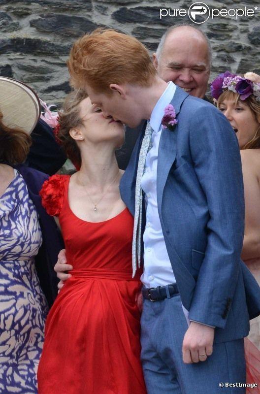 """Domhnall Gleeson & Rachel McAdams en """"About Time"""" / """" Una cuestion de tiempo"""""""