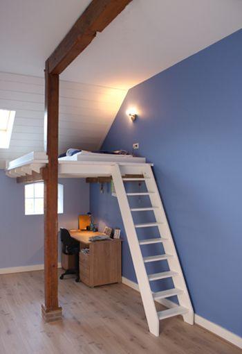 Home-Unique Binnenhuisarchitectuur Jongensslaapkamer
