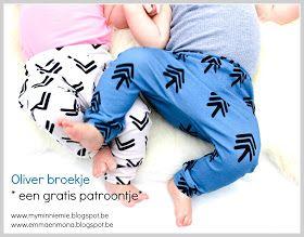 Een comfortabel babybroekje; zo eentje dat je zelf ook zou willen dragen als je er nog in paste. Dat is het broekje dat ik gedachten h...