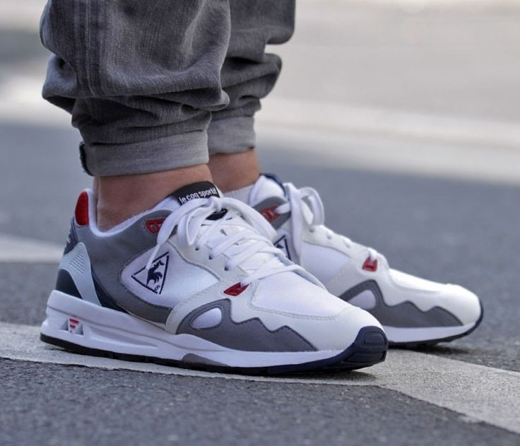 Le Coq Sportif R1000: Optical White
