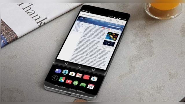 Néhány megjelenés az LG V30-rol http://ahiramiszamit.blogspot.ro/2017/05/nehany-megjelenes-az-lg-v30-rol.html