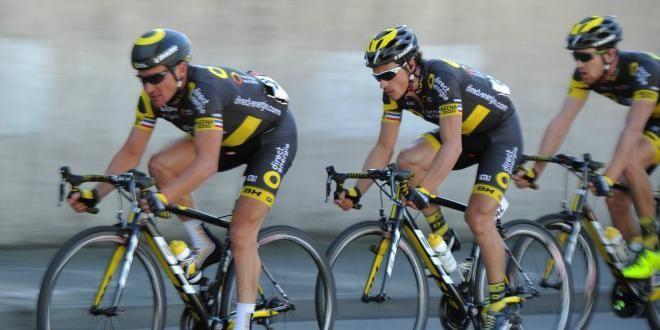 Sylvain Chavanel (Energie Direct) (SYLVAIN THOMAS / AFP) UCI world tour : Quatre équipes françaises invités sur Paris-Roubaix - Ils seront nombreux les Français à battre le pavé dans le Nord le 10 avril prochain. En plus des dix-huit équipes de première...