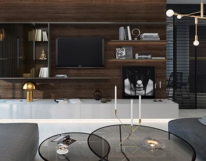 """Check out new work on my @Behance portfolio: """"Living room by Z.RIVER.STUDIO"""" http://on.be.net/1Oe3O8A"""