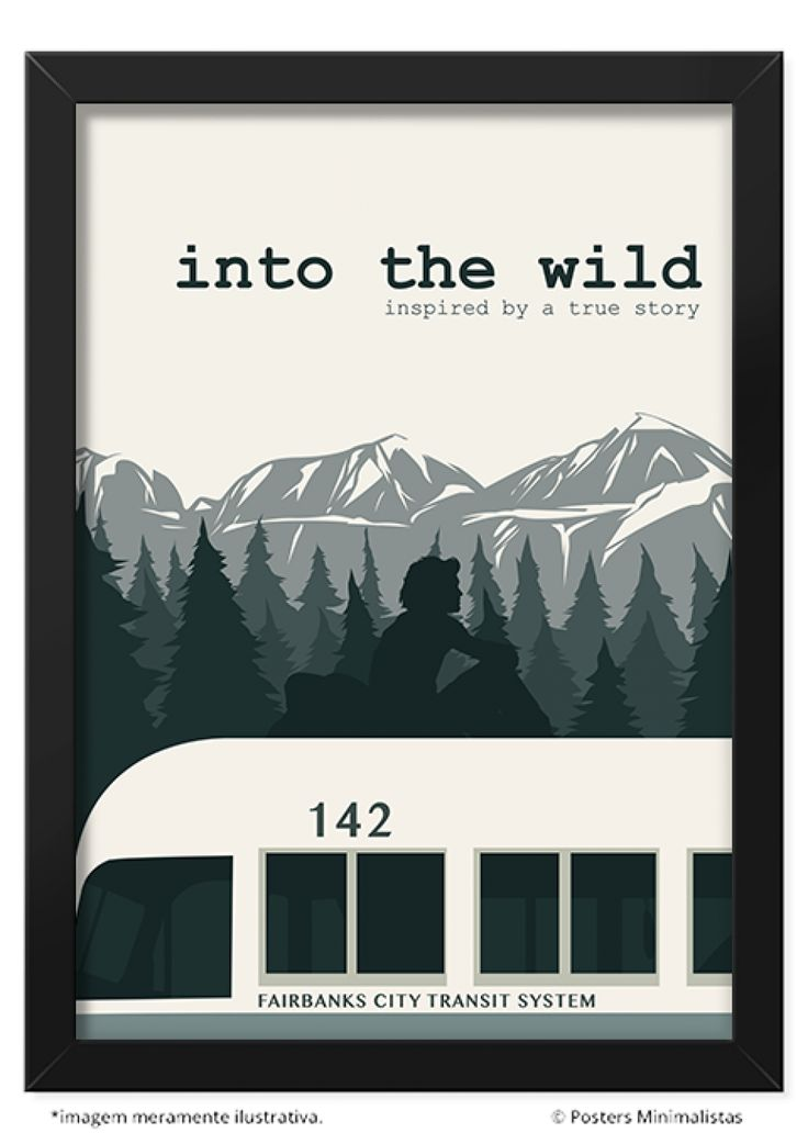 into the wild compare This eventually inspired the western genre of film, which spilled over into comic books,  a following of the wild west shows of the american frontier.