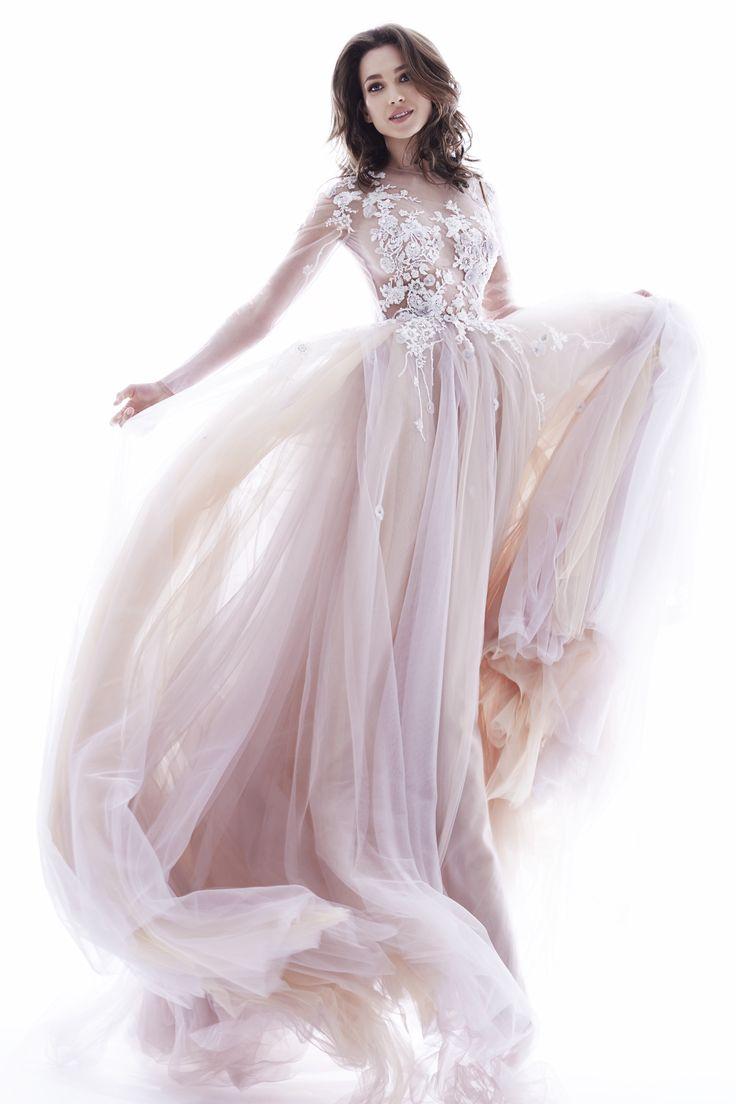 Patrisia bridal gown