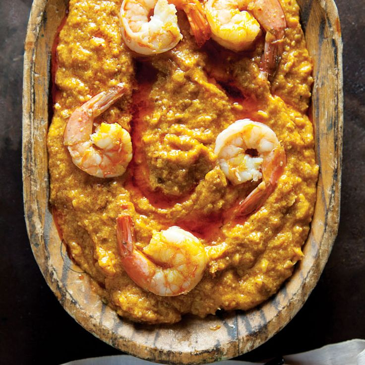 Vatapá (Brazilian Shrimp Stew) - This adaptable stew is from the Brazilian state of Bahia, where Iberian, indigenous, and African foodways intermingle in one of the country's most dynamic cuisines.