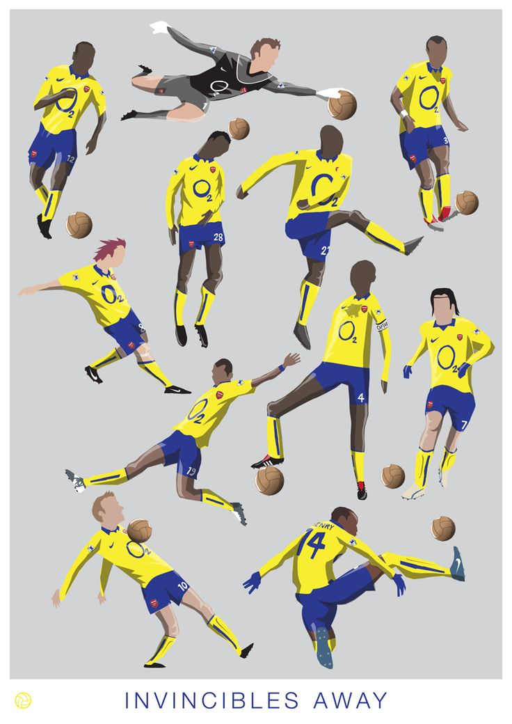 The Invincibles.. My favorite ever football team to date!!
