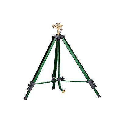 Lawn Sprinklers 20542: Orbit Heavy Duty Brass Lawn Impact Sprinkler On Tripod Base, Water Yard - 58308N -> BUY IT NOW ONLY: $47.99 on eBay!