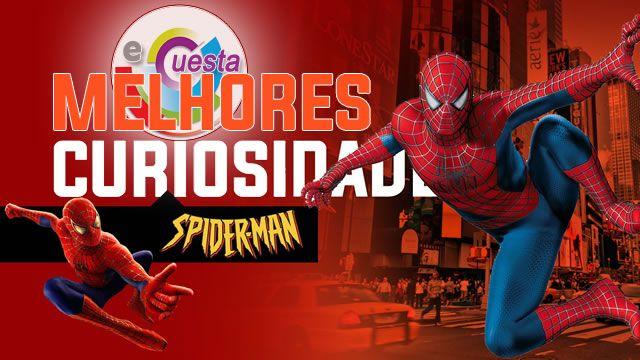 CURIOSIDADES SOBRE O HOMEM ARANHA - O Homem Aranha é um dos heróis favoritos de muita gente, mas vocês não fazem ideia de quem é o Aracnídeo que vocês tanto gostam e que é um dos maiores heróis da Marvel, se não de todas as Histórias em Quadrinhos