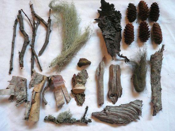 Nature Gift Fairy Garden Kit Fairy Gift Faerie by Tasteliberty, $18.00