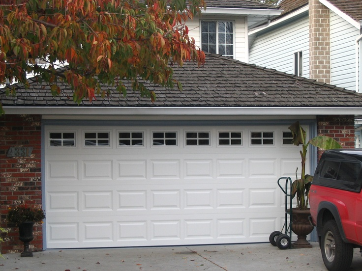 17 best images about j mac installed on pinterest for 16x7 garage door with windows