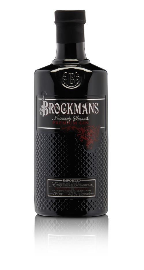"""Brockman's """"Intensely Smooth"""" Premium Gin - London - New World-Style"""