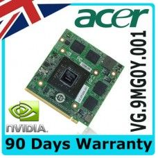 VG.9MG0Y.001 - Used Laptop Graphics Card for ACER ASPIRE 7720G