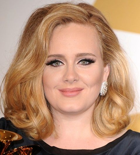 color for haircuts best 25 adele hairstyles ideas on adele hair 4950