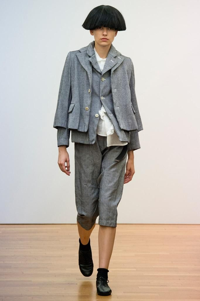 Comme des Garçons Comme des Garçons Spring 2015 Ready-to-Wear - Collection - Gallery - Look 13 - Style.com