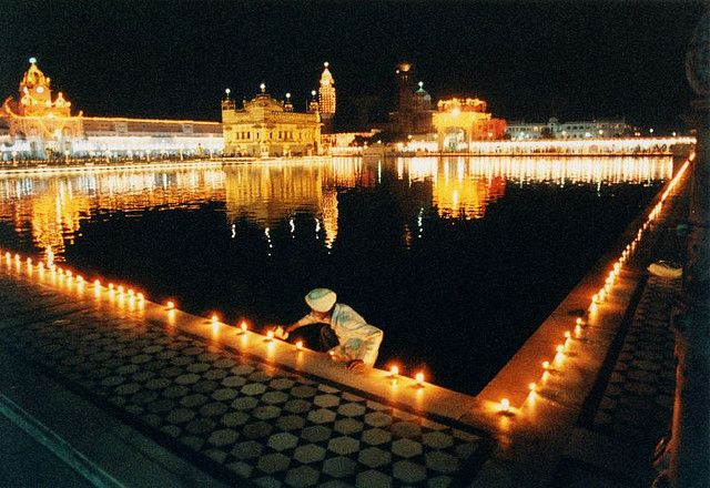 Diwali at Golden Temple. One day...