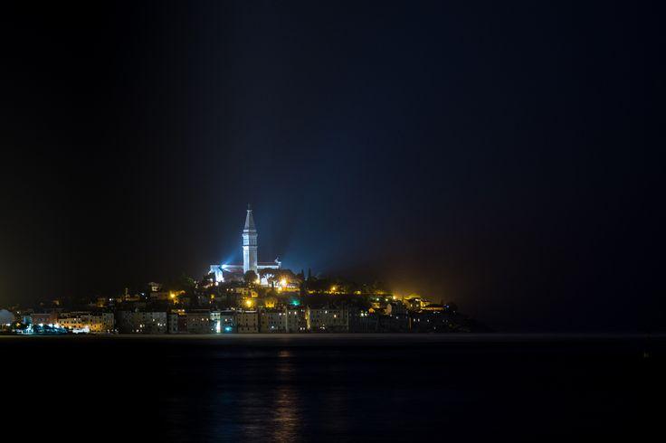 Rovigno by night - Rovigno by night