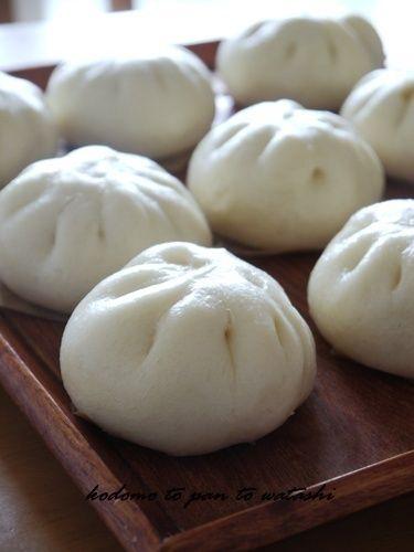 色白&ふわふわ肉まんの皮 by saza8225さん | レシピブログ - 料理 ...