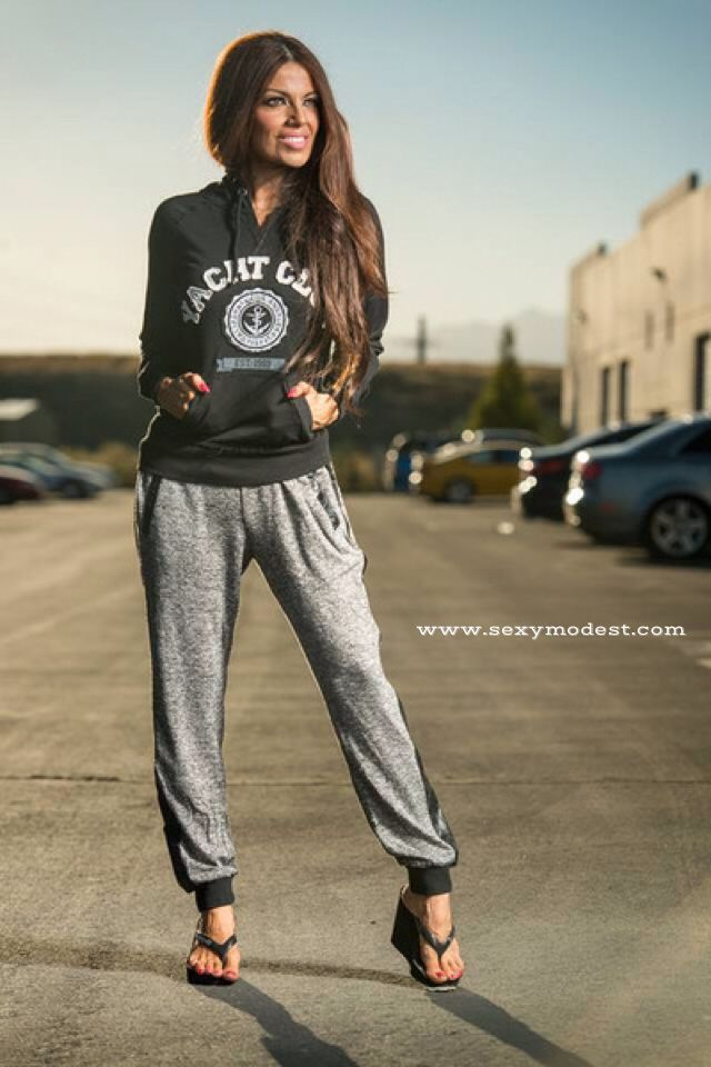 Who doesn't love cute and comfy pants?!?!www.sexymodest.com #modestshoppin #Sexymodest #smbfaves
