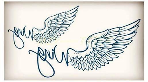 Resultado de imagen para tatuajes de alas