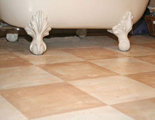Best 25 Painted bathroom floors ideas on Pinterest