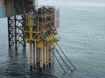 Image result for minimum facilities platform 150 m depth