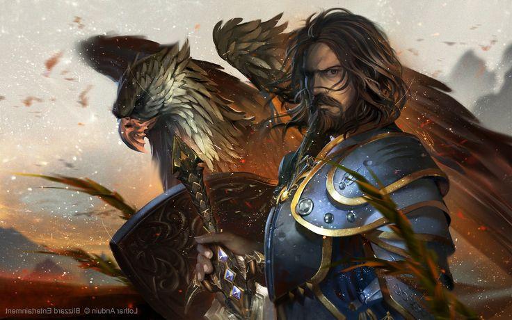 King Llane Wrynn Warcraft Games HD k Wallpapers