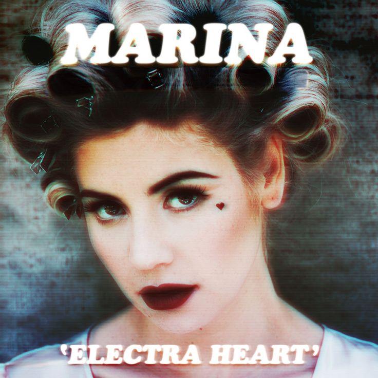 Marina & The Diamonds - The Family Jewels (2010, Vinyl