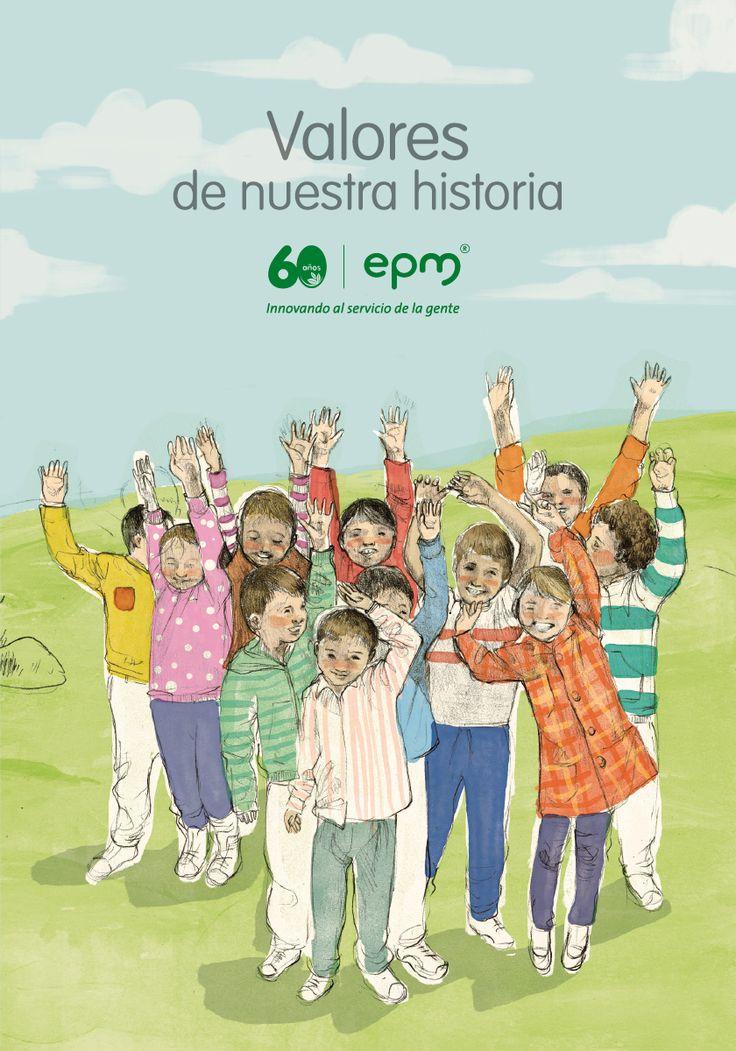 Crónicas sobre servicios públicios. 60 años de EPM.