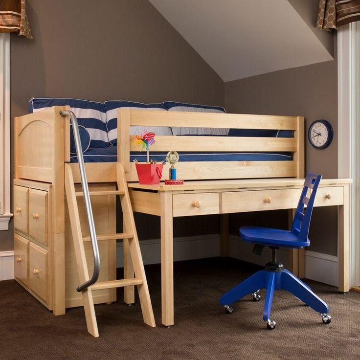 Best 25 Low Loft Beds Ideas On Pinterest Low Loft Beds