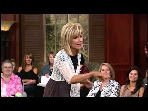 Beth Moore: Why So Downcast O My Soul... E - I - E - I - O (James Robison / LIFE Today)