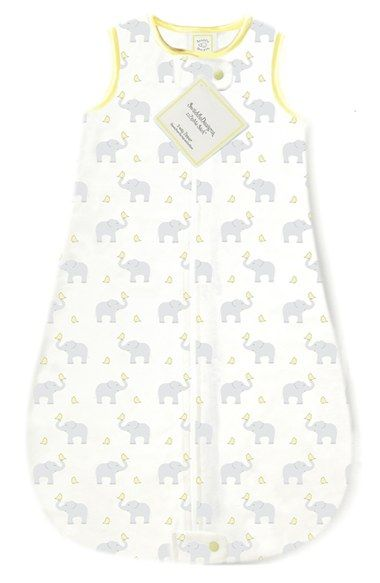 Swaddle Designs 'zzZipme' Cozy Wearable Blanket & Bodysuit (Baby Boys) available at #Nordstrom